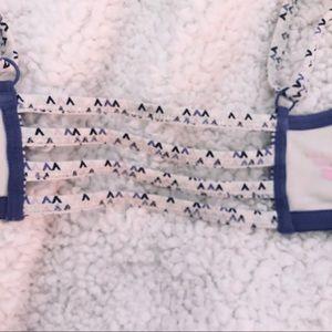 Victoria's Secret Intimates & Sleepwear - Victoria's Secret front closure cotton T-shirt bra